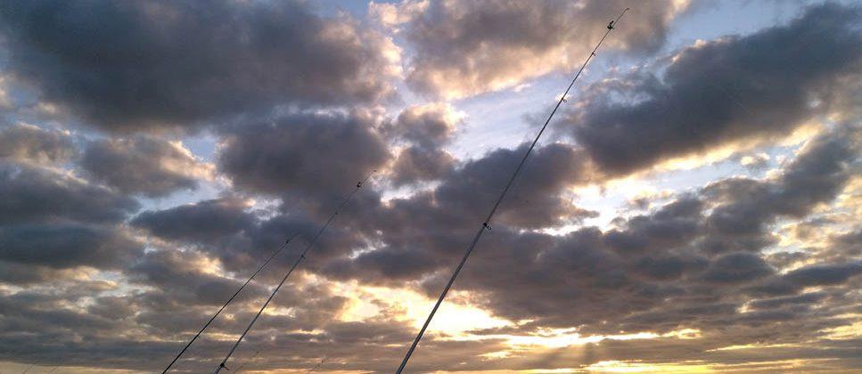 意外と奥が深い鮭のぶっこみ釣り